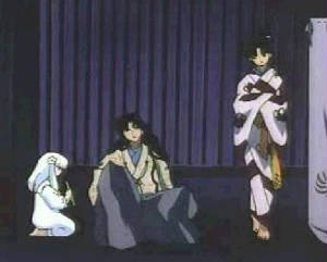 inuyasha and naraku